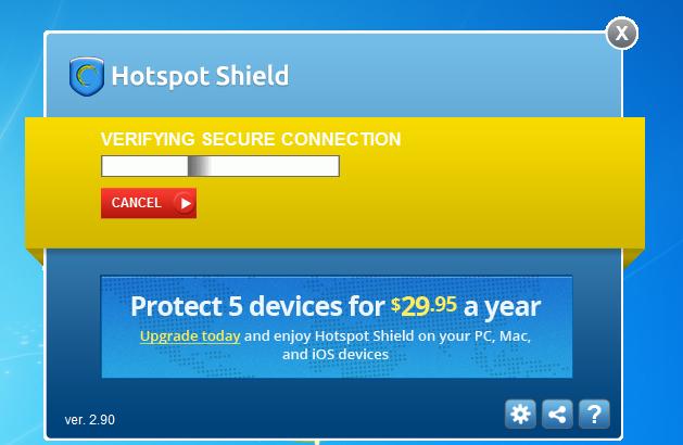 kết nối bảo mật