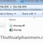 đọc file shs