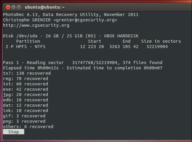phục hồi-một-xóa-file-từ-một-ubuntu-live-cd