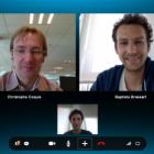 cách gọi nhóm trong skype