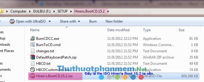 Hiren's Boot 15.2.ios