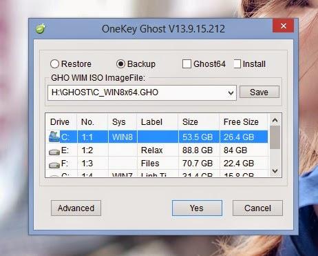 onekey-ghost