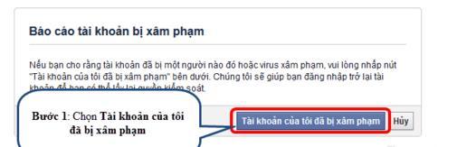 Cach lay lai tai khoan facebook bi hack