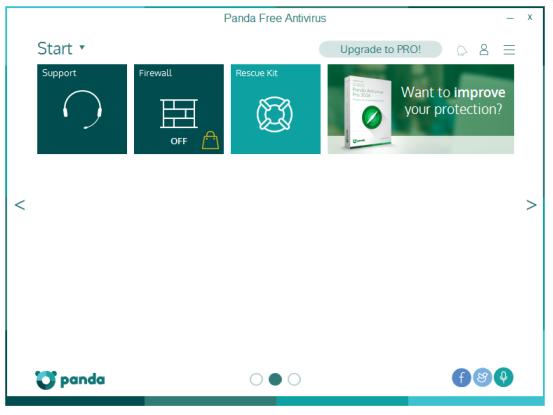 Hướng dẫn cài đặt Panda Antivirus miễn phí