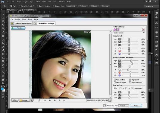 Plugin photoshop neat image pro 7.6 full key