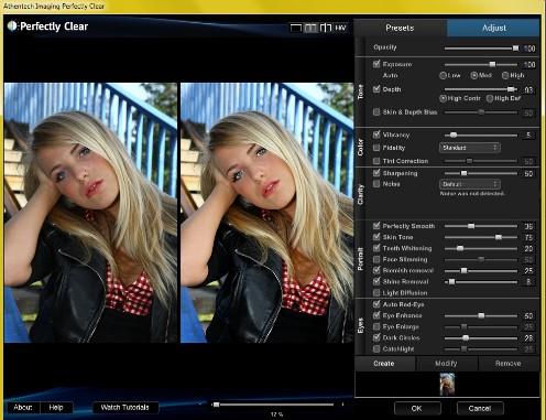 Tai Plugin Perfectly Clear cho photoshop