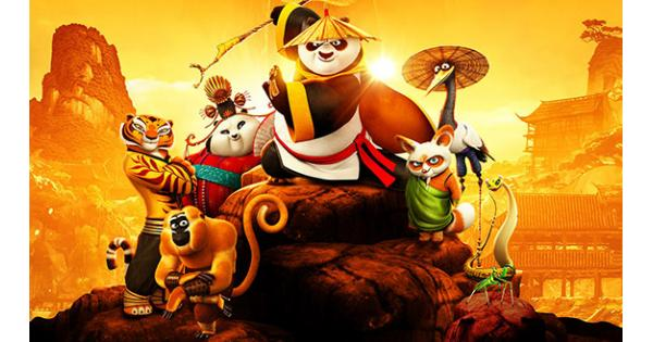 tai game kung fu panda 3d Free