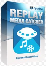 Downloand Replay Media Catcher 6 phần mềm downloand video và nhạc trực tuyến