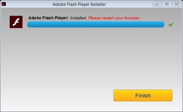 Downloand và Cài đặt Adobe Flash Player mới nhất