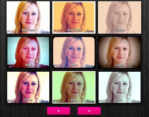 Phần mềm chụp ảnh webcam Toy 1.6 miễn phí