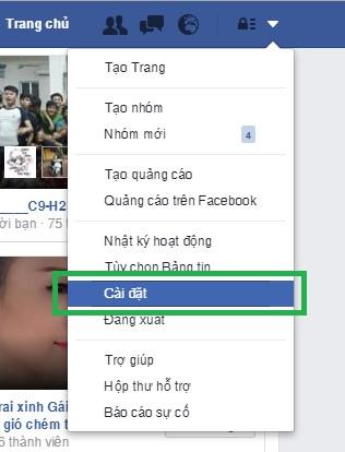 Hướng dẫn cách chặn tin nhắn Facebook từ ai đó