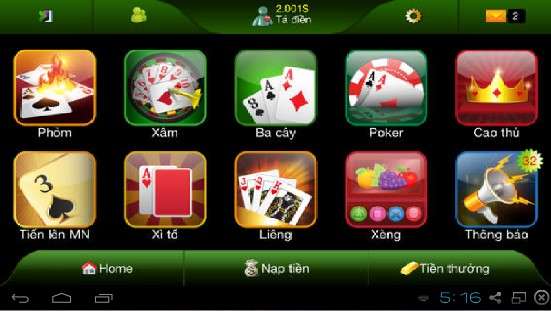 Tải Game Online Hot Nhất 2016 Cho Android