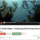 Tải video Youtube từ trang chủ