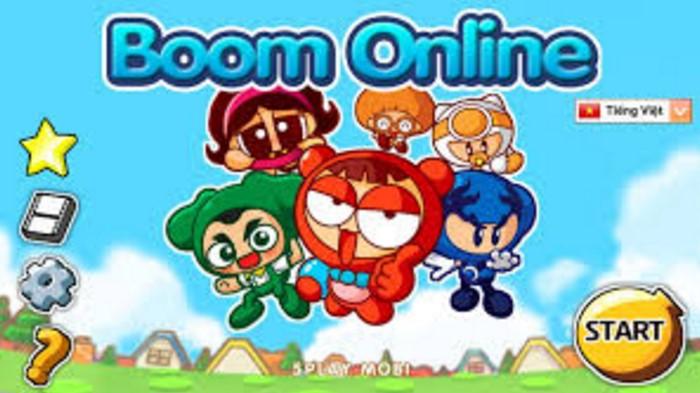Boom Online 2.53 - Tải game đặt Bom online