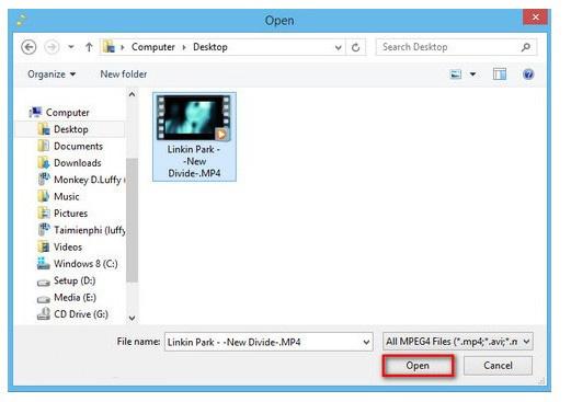 Cách đổi đuôi MP4 sang MP3 bằng Convert MP4 to MP3