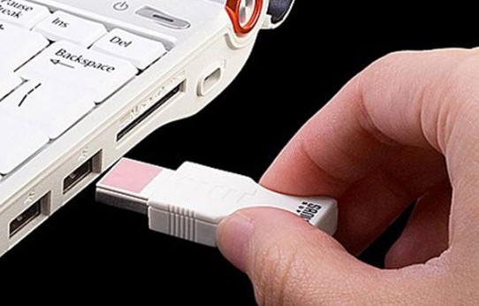 Khắc phục lỗi máy tính không kết nối được với USB