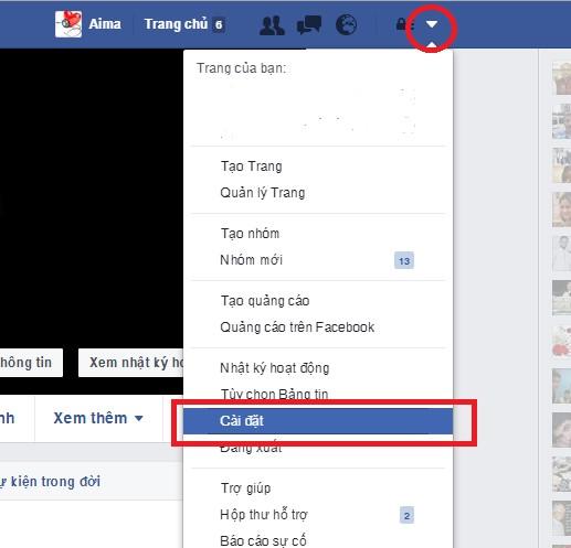 Khôi phục lại tin nhắn Facebook đã bị xóa