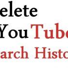 Làm thế nào để xóa lịch sử tìm kiếm của bạn trên ứng dụng YouTube