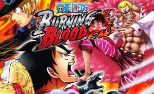 Tải game One Piece Burning Blood miễn phí cho PC