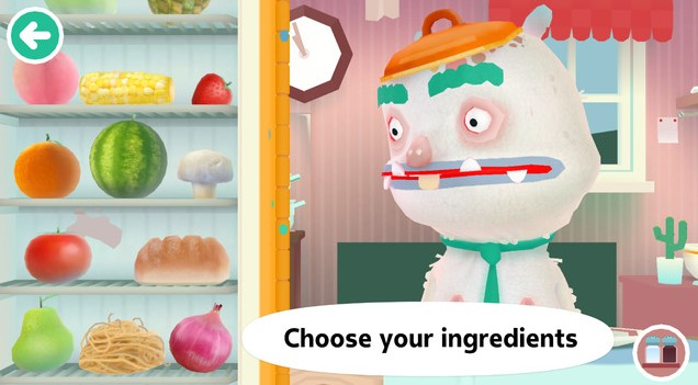 Tai game Toca Kitchen 2 cho Windows 8