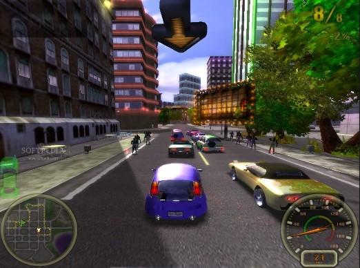 Tải xuống City Racing Miễn phí cho PC