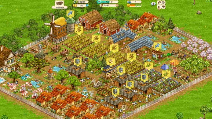 Tải game Big Farm