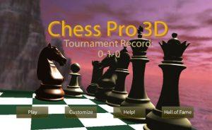 Tải game cờ vua Chess Pro 3D miễn phí cho PC