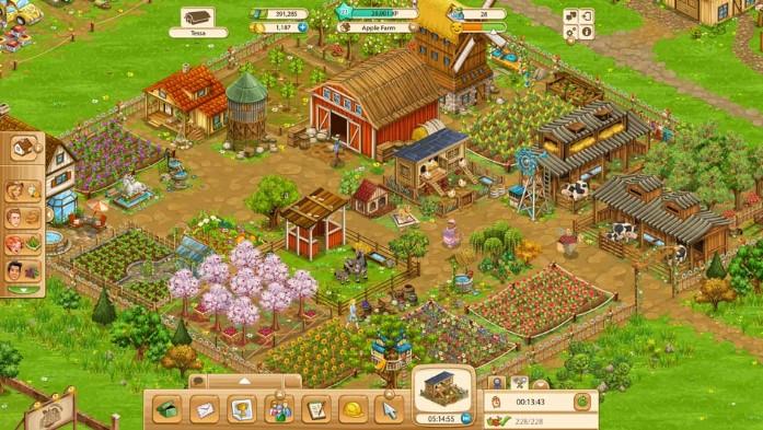 Tải game nông trại Big Farm cho PC