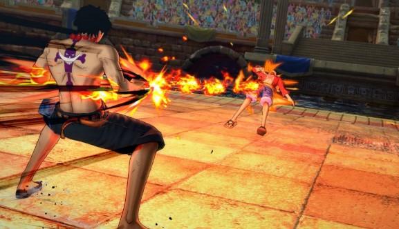 tẢI GAME One Piece Burning Blood  miễn phí cho máy tính
