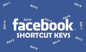 Các phím tắt trong Facebook