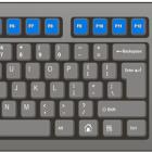 Các phím chức năng (phím F) trên bàn phím