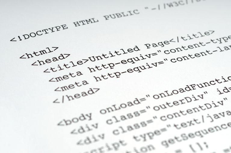 Cách xem mã nguồn HTML của một trang web trên Google Chrome