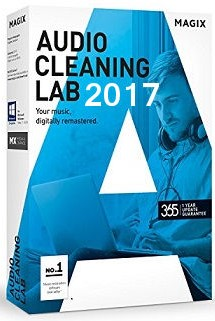 Downloand MAGIX Audio Cleaning Lab 2017