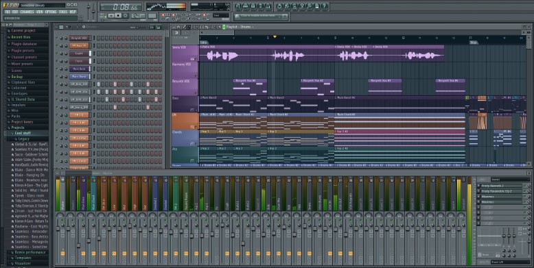 FL Studio 20.1.1