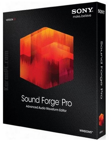 MAGIX Sound Forge Pro 11 Full Keygen