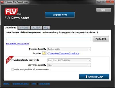 Tải FLV Downloader 6.3.20