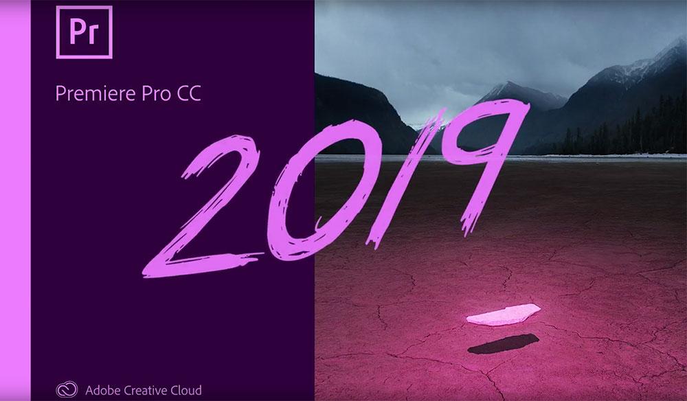 Tải phần mềm Premiere Pro CC 2019 (v13.0)