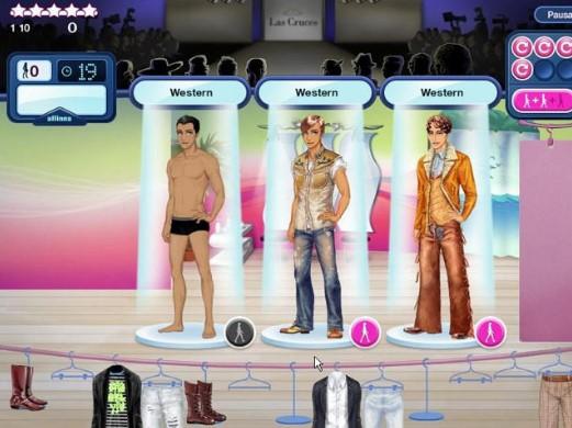 Trò chơi thiết kế thời trang