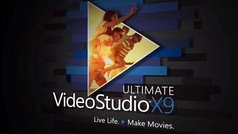 Corel VideoStudio Pro X9 - Phần mềm chỉnh sửa Video tốt nhất