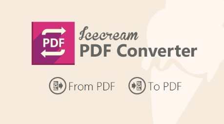Tải Icecream PDF Converter 2.69