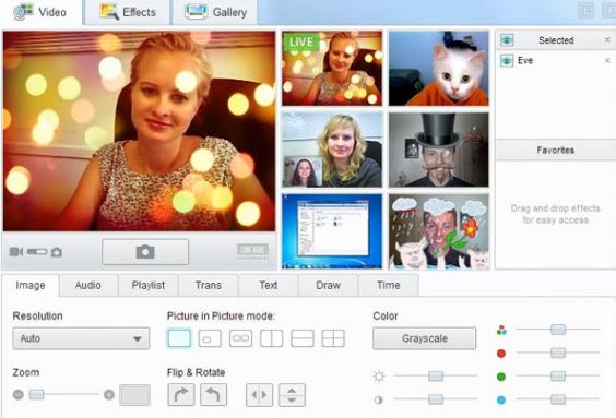 Tai WebcamMax 8.0.3.6 full