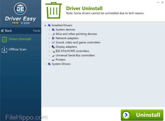 Tải DriverEasy 5.1.6.18378