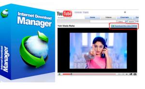 Khắc phục IDM khi thanh download không hiển thị trên Video youtube