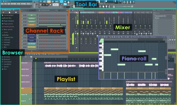 Hướng dẫn sử dụng FL Studio 12