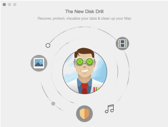 Tải Disk Drill 3.0.756 cho Mac OS X - Khôi phục dữ liêu tập tin dễ dàng