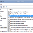 Tắt thông báo và Action Center trong Windows 10