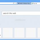 Vô hiệu hóa Search Box trên tab mới trong Internet Explorer