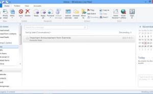Thêm tài khoản email khác vào Windows Live Mail