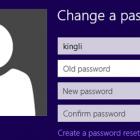 Đặt lại mật khẩu đăng nhập cho Windows 8