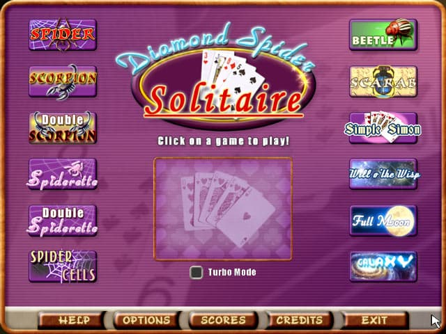 Download Game Spider Solitaire miễn phí cho Windows